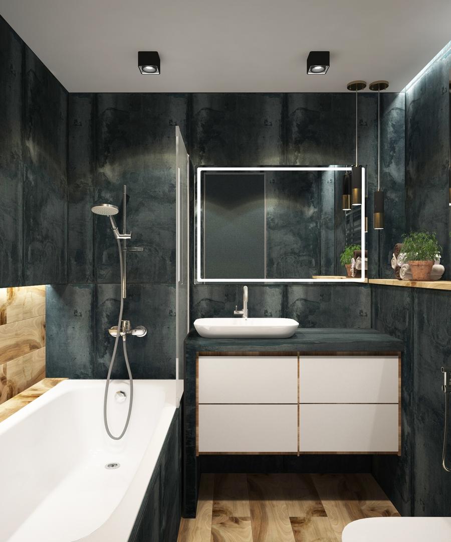 Bathroom tiling job we completed in Cobram https://www.norvictiling.com.au